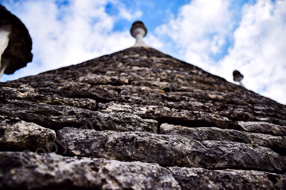 Trullo Di Albero Bello Low Angle View Architecture Built Structure EyeEm Selects