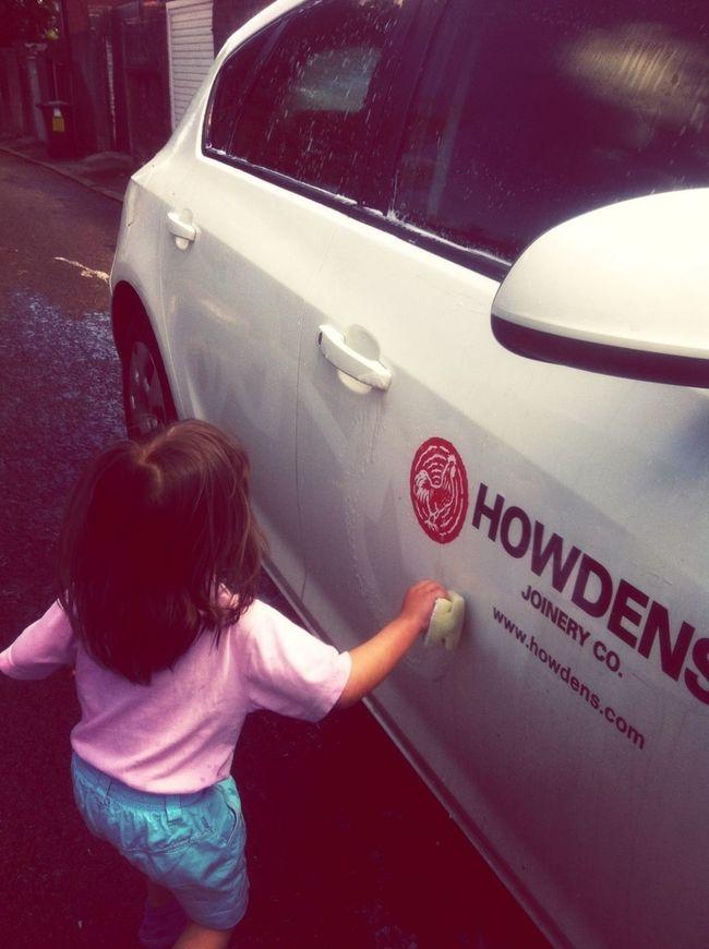 Child Labour Washing The Car Club 14:33