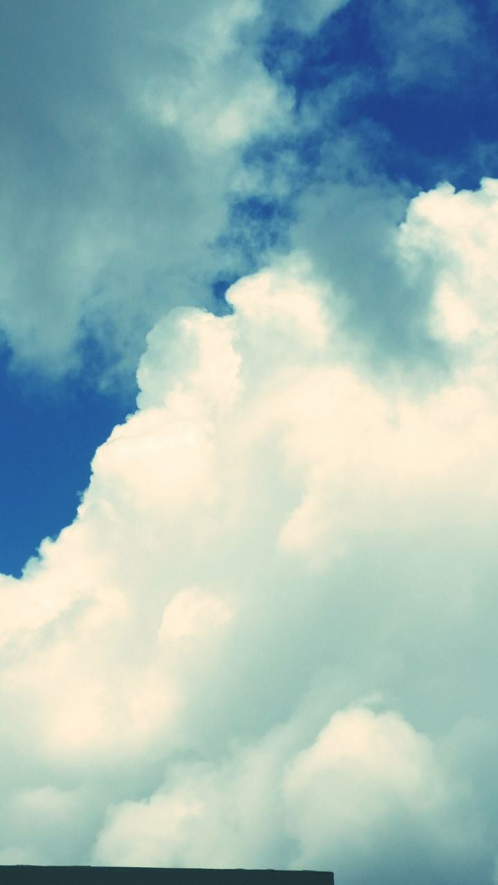 cloud - sky, sky, nature, beauty in nature, cloudscape, sky only, tranquility, scenics, atmospheric mood, softness, low angle view, backgrounds, no people, heaven, white color, outdoors, tranquil scene, day, blue, ethereal