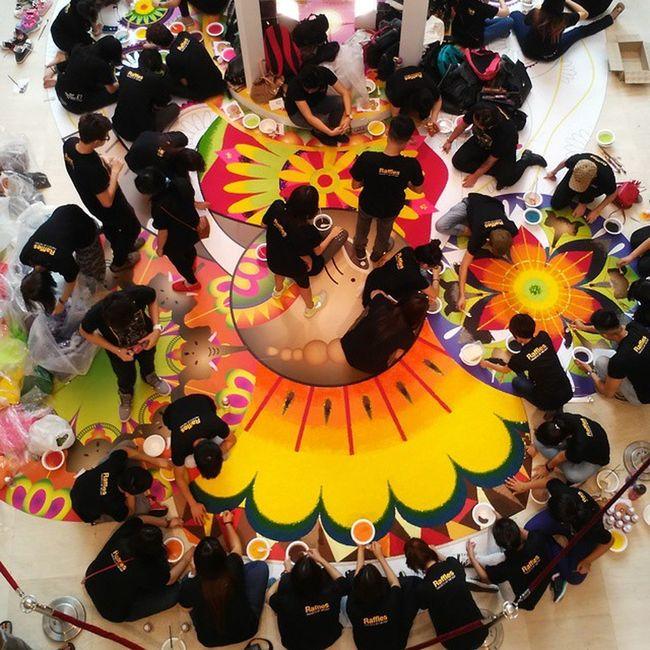 Just love the way Malaysia comes together during festive celebrations Deepavali  Kualalumpur Iamalexchan divali