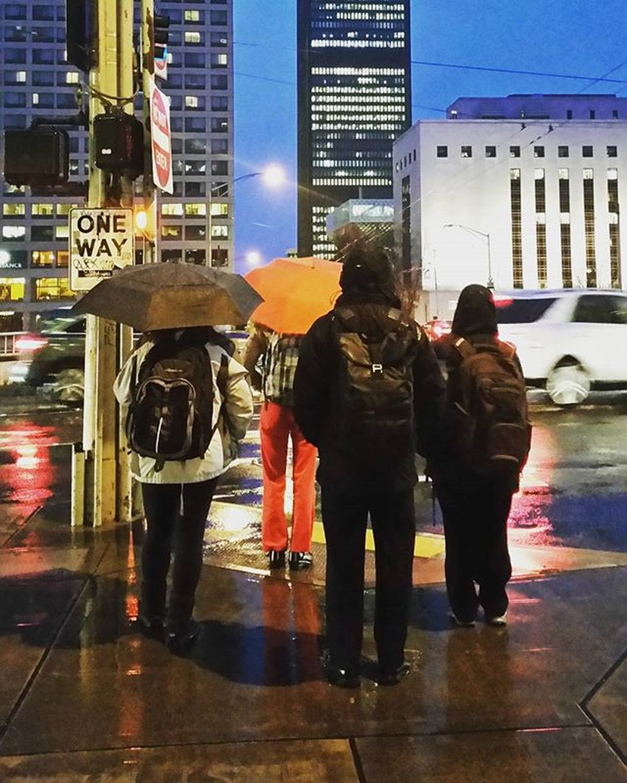 Seattle Ig_seattle Rain RainyDay Rainy Photographer Streetphotographer Street_photo_club Street Photography PNW Pacificnorthwest WestCoast Weather Stormyweather Stormy