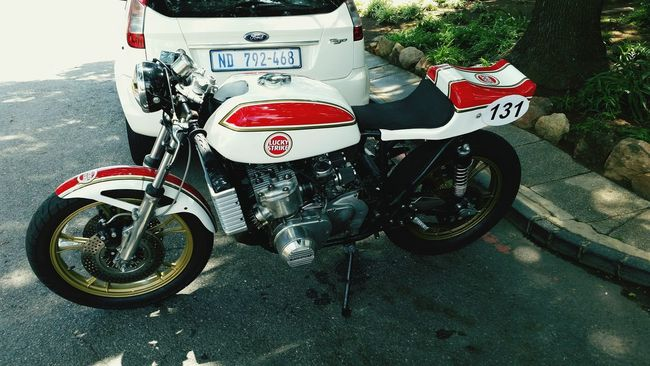 Breakfast Run Cafe Racer Old School Suzuki 750 Triple Motorcycle Lover Freedom Of Expression What's Your Passion?