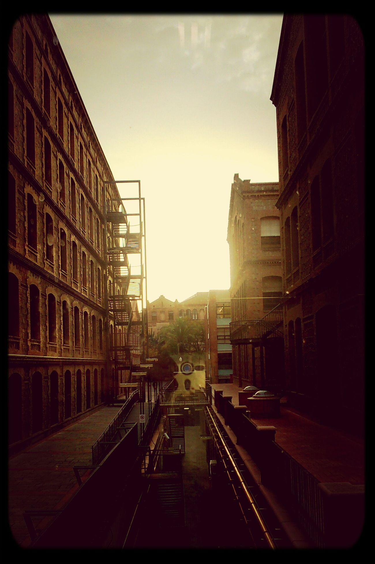Y a pesar de todo, seguiré buscando lo imposible... EUETIB Upc Barcelona Daydreaming