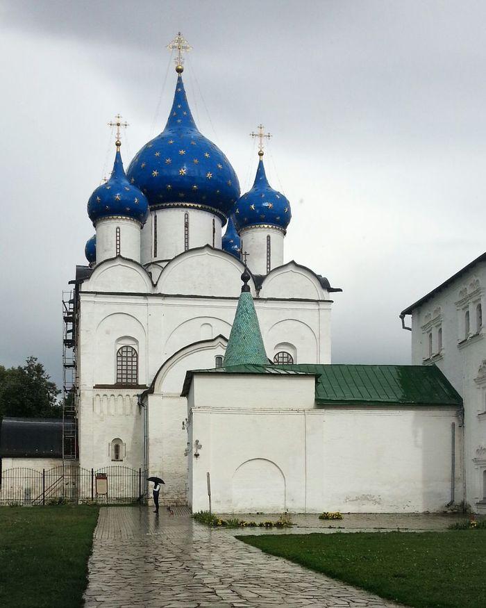 Suzdal Suzdal Kremlin Russia Architecture