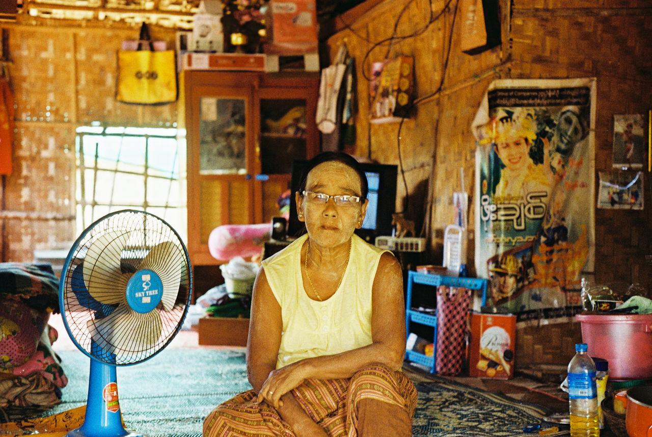 The Portraitist - 2017 EyeEm Awards The Photojournalist - 2017 EyeEm Awards Real People One Person Women Travel Destinations Religion Lifestyles People Iusefilm Ishootfilm 35mm Godak Gold 200 Myanmar Bagan Bagan, Myanmar