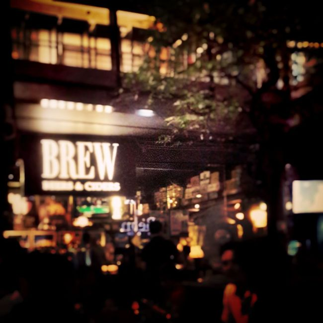 Chill...Chill... Night Out Awesome Music Drinking Beer