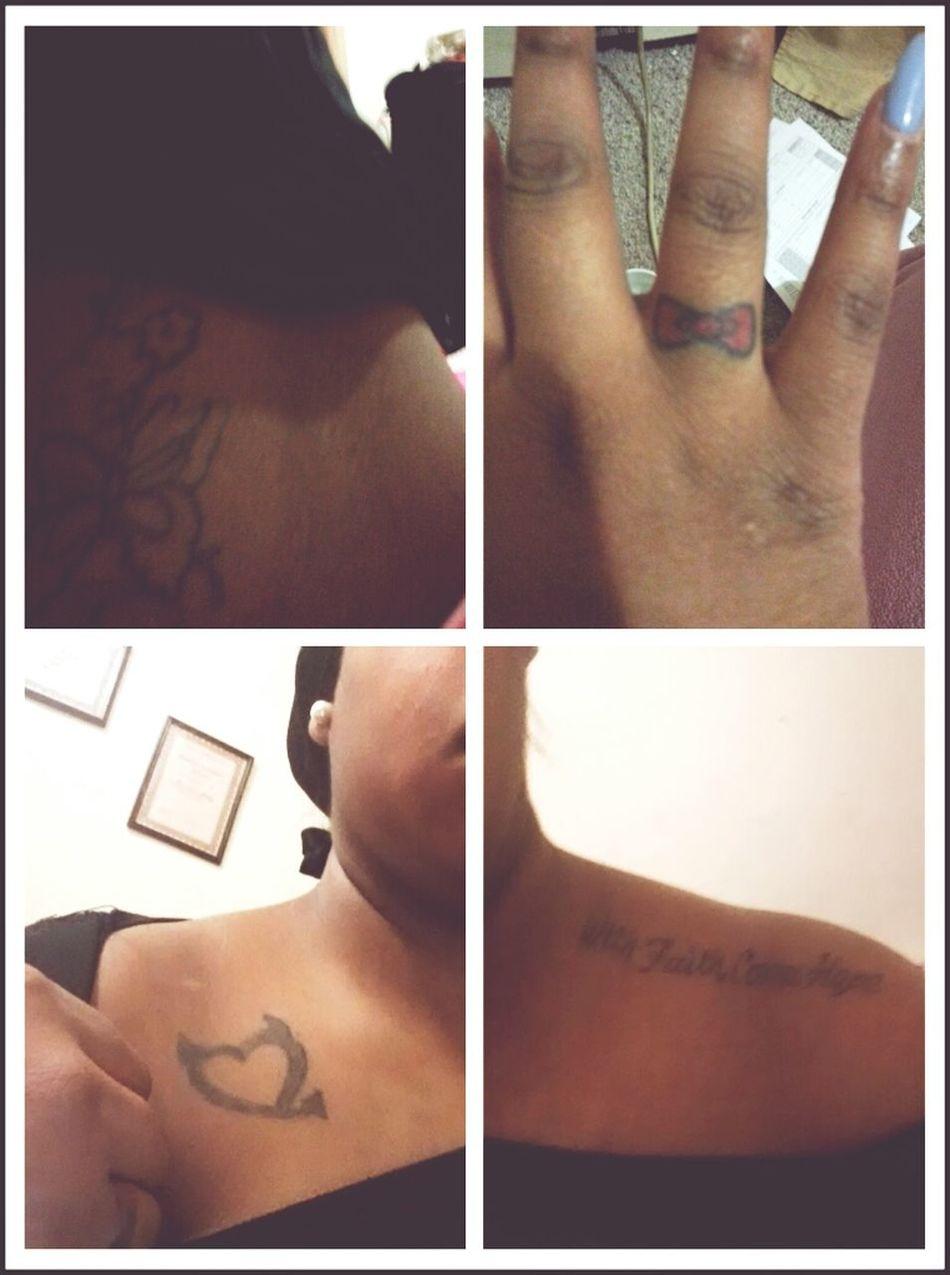 my tats, want more!!