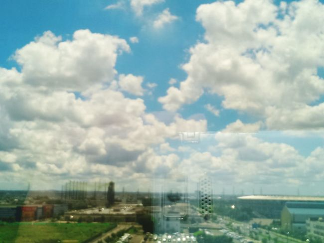 Factory Photo Factory Zone Clouds And Sky Summer Views