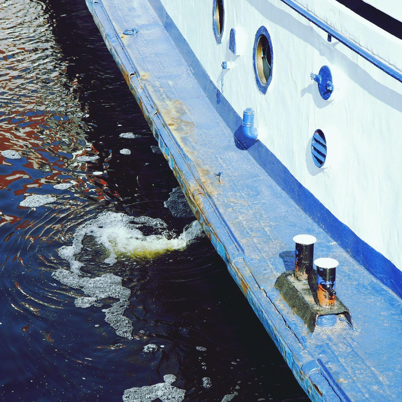 White Boat River Lake Detail EyeEm Best Shots