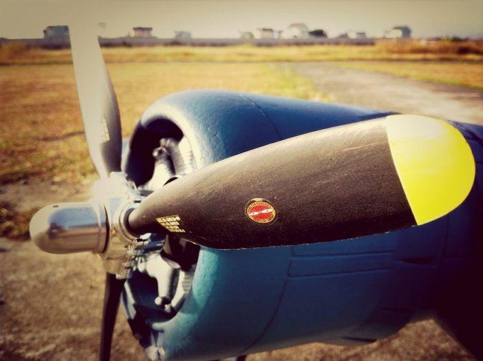 RC F4U Corsair propeller