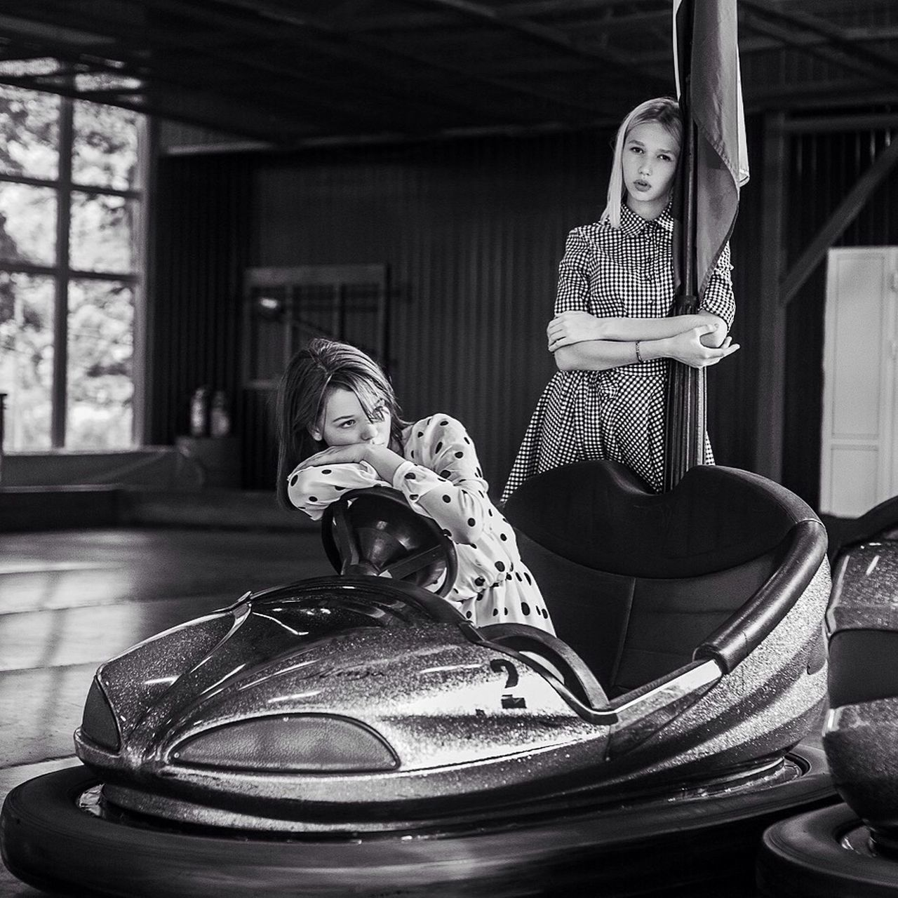 Sitting Indoors  Home Interior Gramophone Women People Smiling Adult Period Costume Day EyeEm Best Edits Eyeemphotography EyeEm Gallery EyeEm Best Shots Portraitist - 2016 Eyeem Awards Eyemphotography Young Women Beautiful Woman Females Two People Togetherness Young Adult Friendship