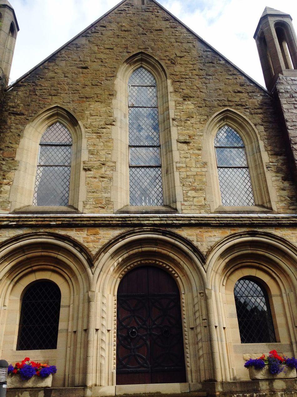Historical Sights Chapel entrance.