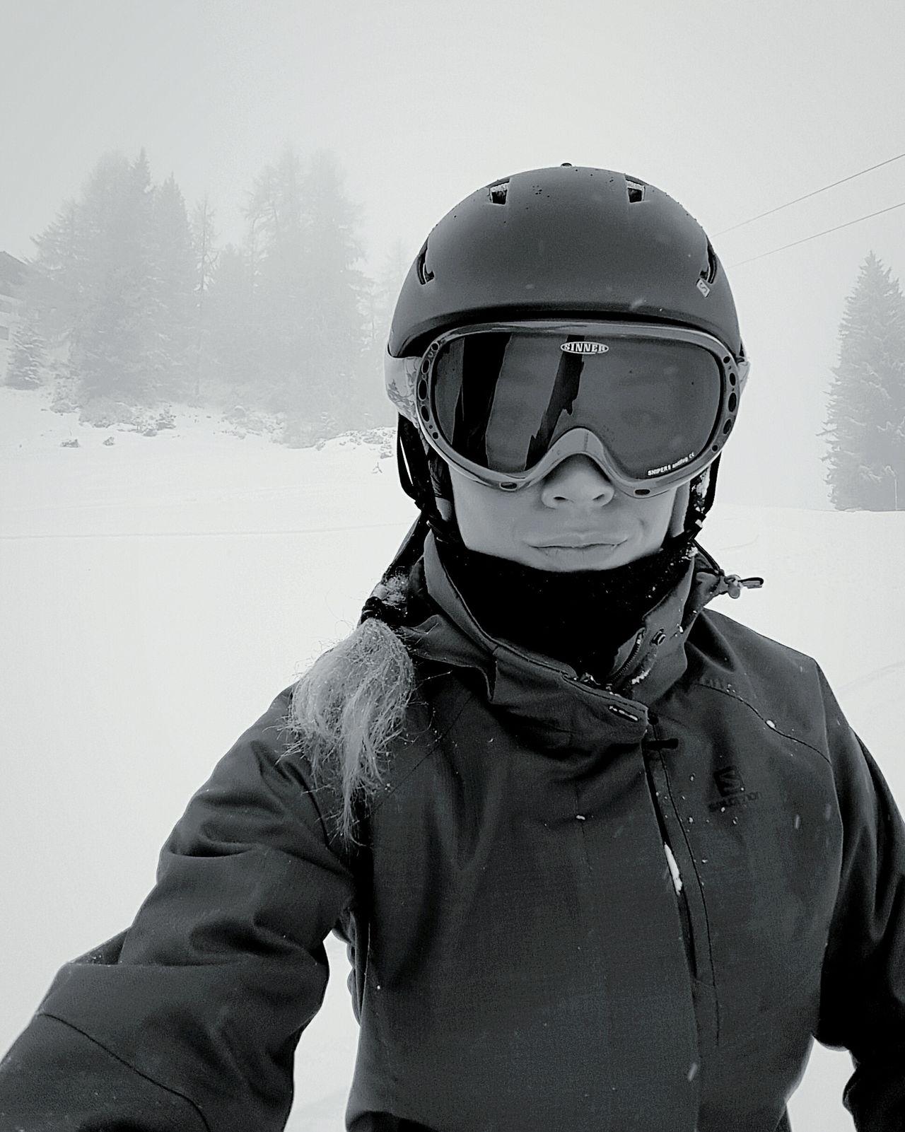 Wintertime Snowboarding Snowselfie Winter2016 ❄ Flachau Austria ❤ Winter Wonderland