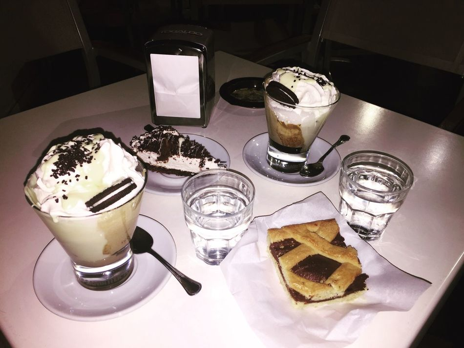 Cheescake Coffee Oreo Grisbì