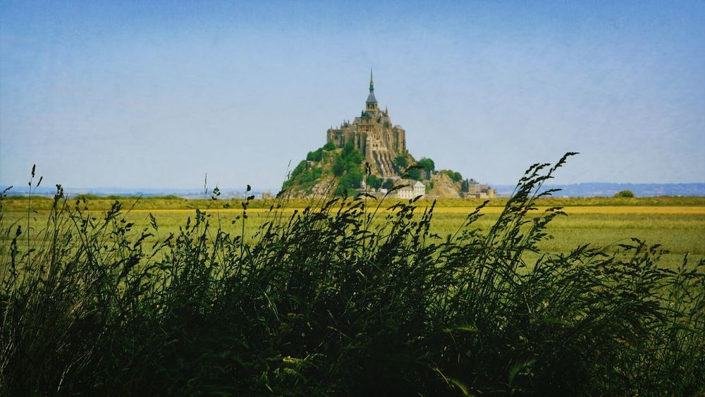 Belong Anywhere Mont Saint Michel