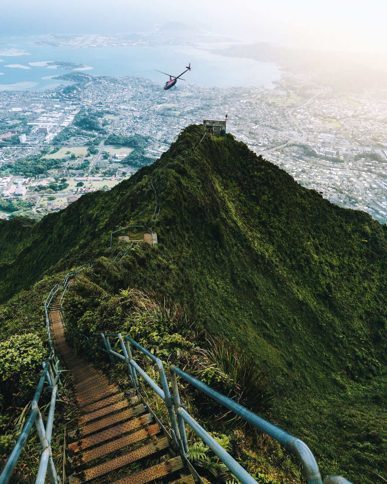 Greatest hike on Earth. Presets still on sale. Nature High Angle View Sea Beauty In Nature Scenics Day Tranquility Sky Tranquil Scene Landscape Mountain Water No People Horizon Over Water Outdoors