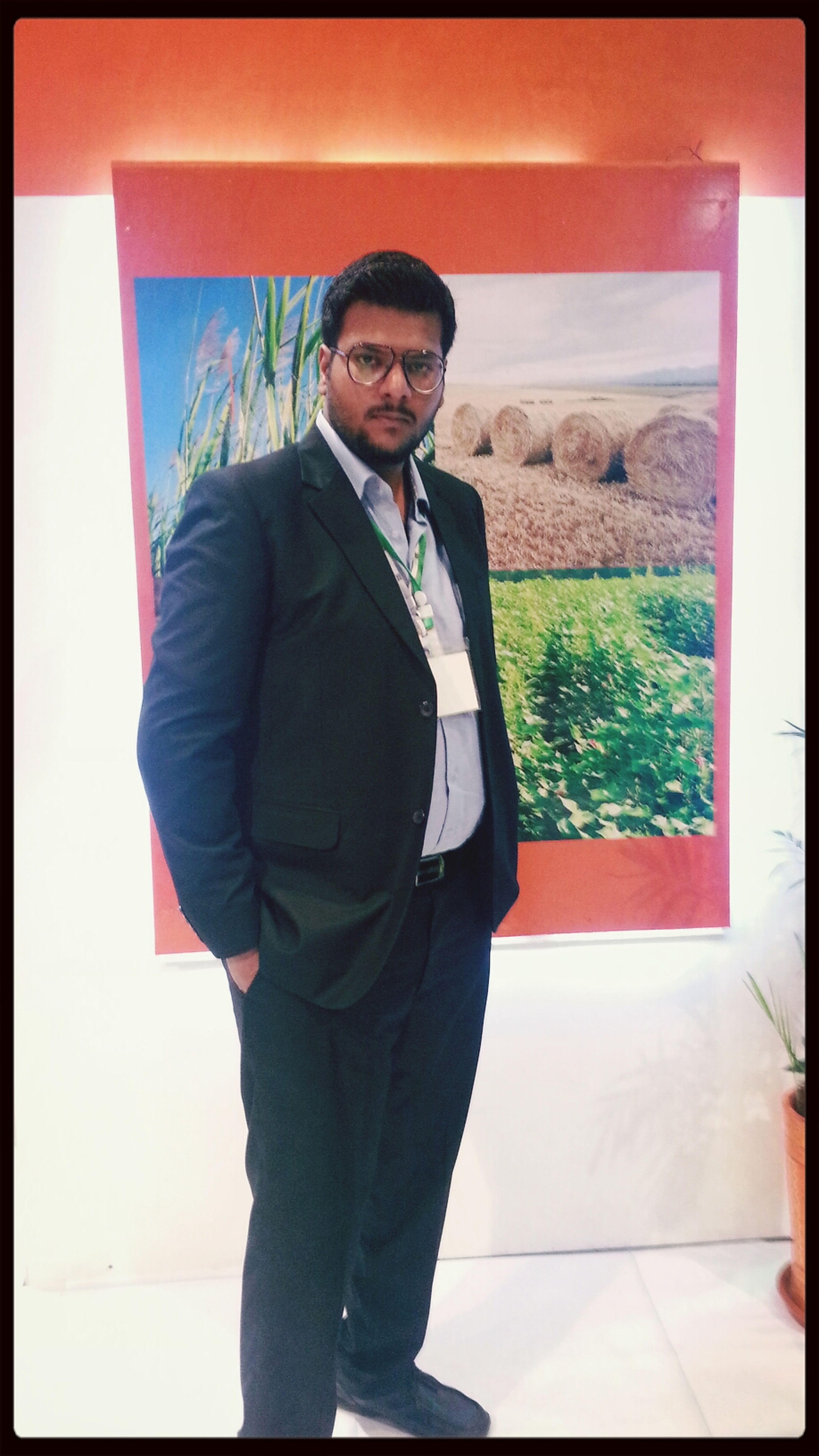 At SGS area .... LDFA 2014 expo Centre Khi ........
