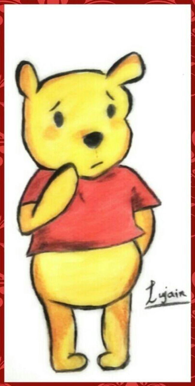 Winnie The Pooh Winnie PoohDisneyDrawing