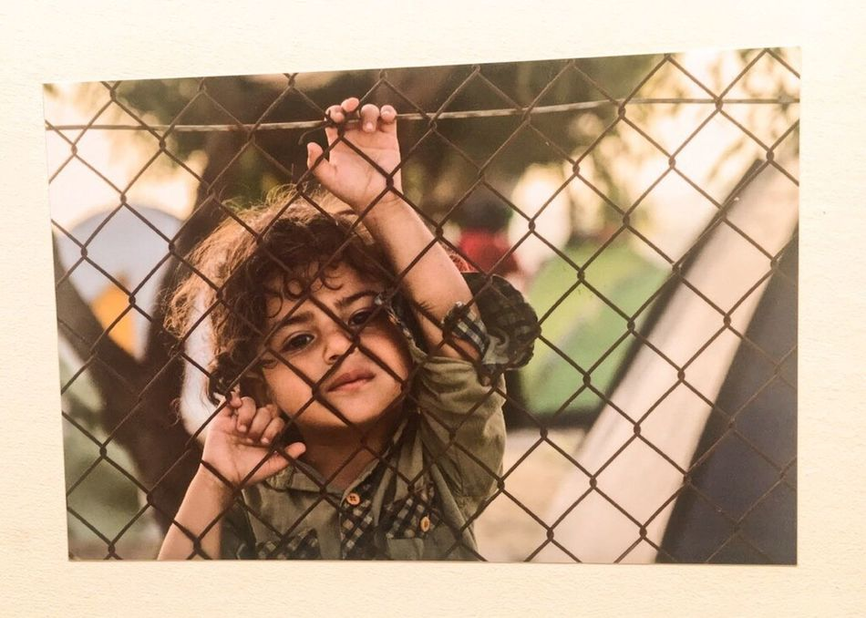Every child deserves a future | Ai WeiWei Savethechildren  Refugeeswelcome Lesvos Greece Syria  Childhood Resist