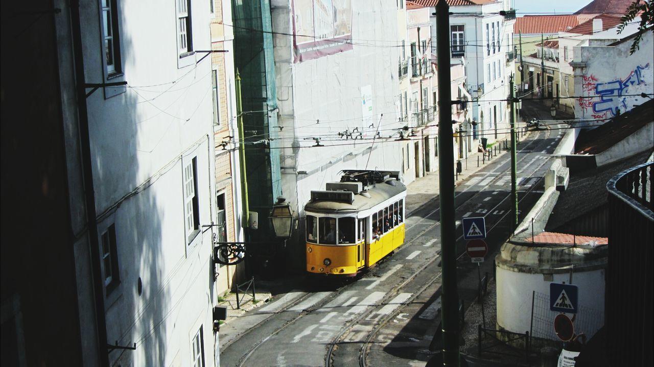 My City i love this public transport.... Eyeem Adventure Lisbon... The Global EyeEm Adventure - Lisbon Global EyeEm Adventure - Lisbon The Global EyeEm Adventure Eye For Photography