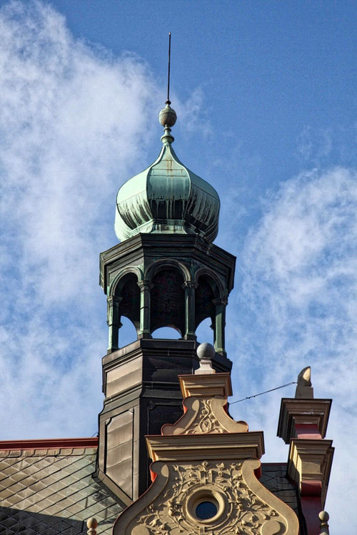 Architecture Building Exterior Built Structure Cathedral Church Cross Dome Famous Place Geometry History Low Angle View Old Town Prague Ornate Place Of Worship Prague Prague Czech Republic Religion Spirituality Symmetry Vertical Symmetry