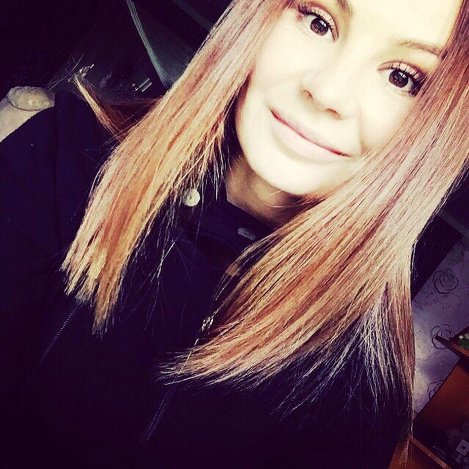 Так и должно быть! Beautiful Girl Smile Selfierussia Girl Happy Photo Selfie