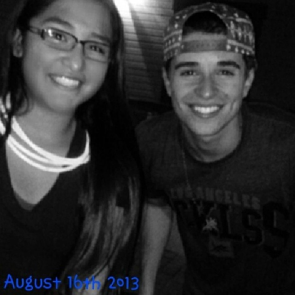 Throwback To The First Time I Met Jake August16th FirstOfMany Jakemiller Millertary @jakemillermusic