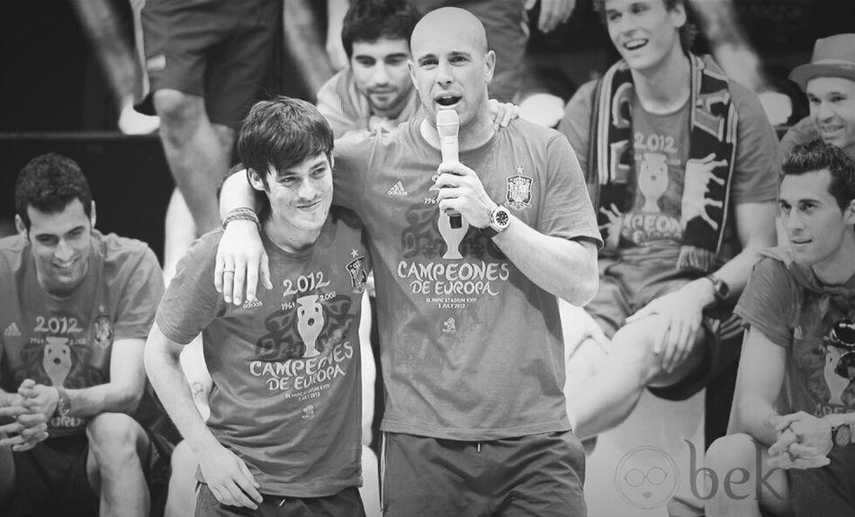 Campeones, campeones.. ole, ole. David, my Merlin. ❤? Eurocopa Davidsilva
