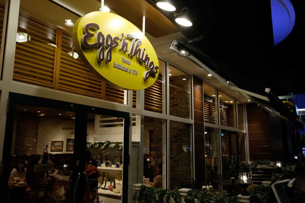 Eggs'n Things Eggsnthings Fujifilm FUJIFILM X-T2 Fujifilm_xseries Funabashi Japan Japan Photography Restaurant Shopping Mall X-t2 ららぽーと ららぽーと東京ベイ エッグスンシングス ショッピングモール 船橋