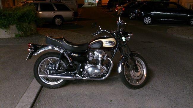 Motorcycles . August 2014 Kawasaki