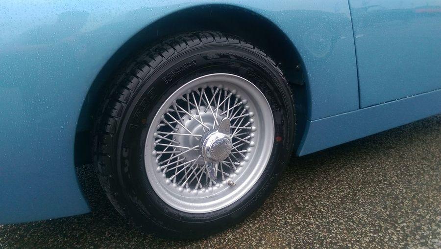 Car Wheel Close-up Classic Car Wire Wheel First Eyeem Photo