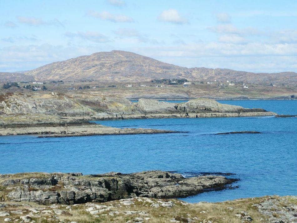 Mizen landscape Rocky Landscape Glacial Hills Blue Sea Rocky Coastline Mizen Peninsula West Cork Wildatlanticway Ireland