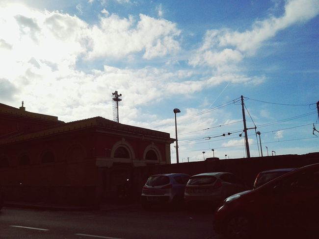 Goodmornig Goodmorning EyeEm  Withlove Skyporn Street Life Sun ☀ Posso Toccare Il Cielo Touchthesky Forall Hi! Through My Eyes