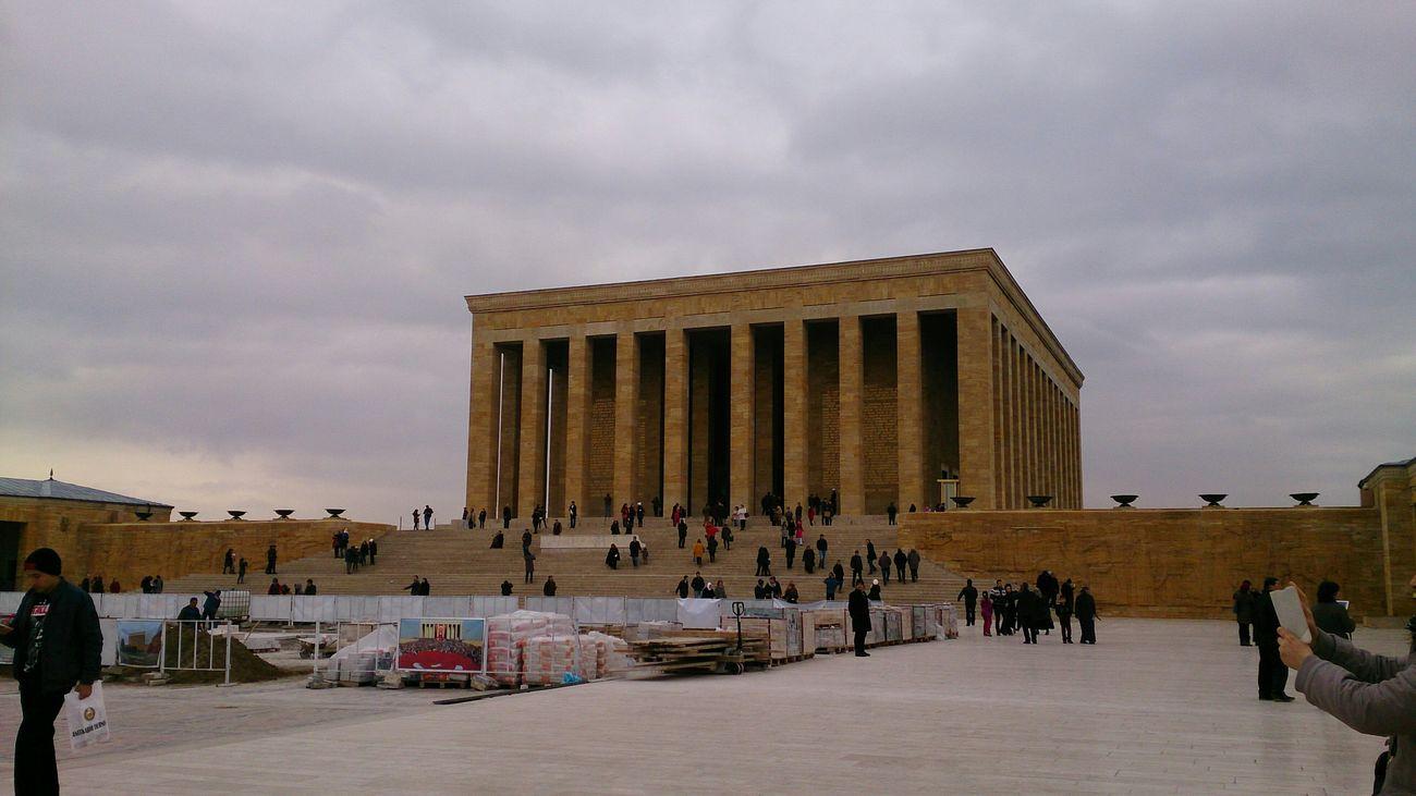Mustafa Kemal Atatürk Anıtkabir Ankara
