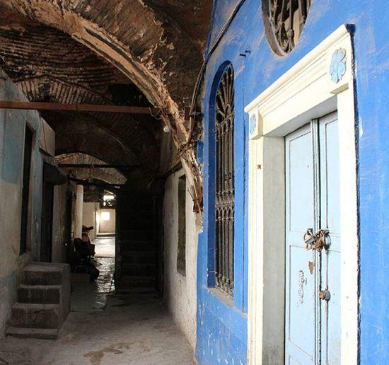 Yillar gecsede ustunden... Nostalji Eskilerden Blue Mavi Eski Han Istanbul
