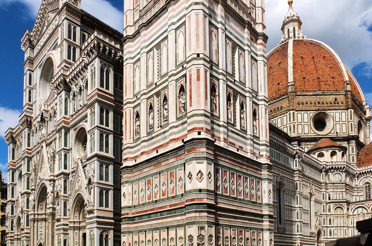 The Dome of Florence - Arch Architectural Column Architectural Feature Architecture Building Exterior Built Structure City Cloud Day Dome Explore Façade Firenze History Ornate Place Of Worship Sky Tall Travel