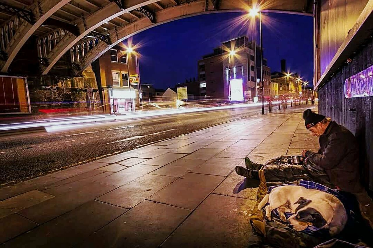 Deansgate Manchester Mein Automoment Deansgate Manchester Long Exposure Light Trails Nightphotography Night Lights Meinautomoment
