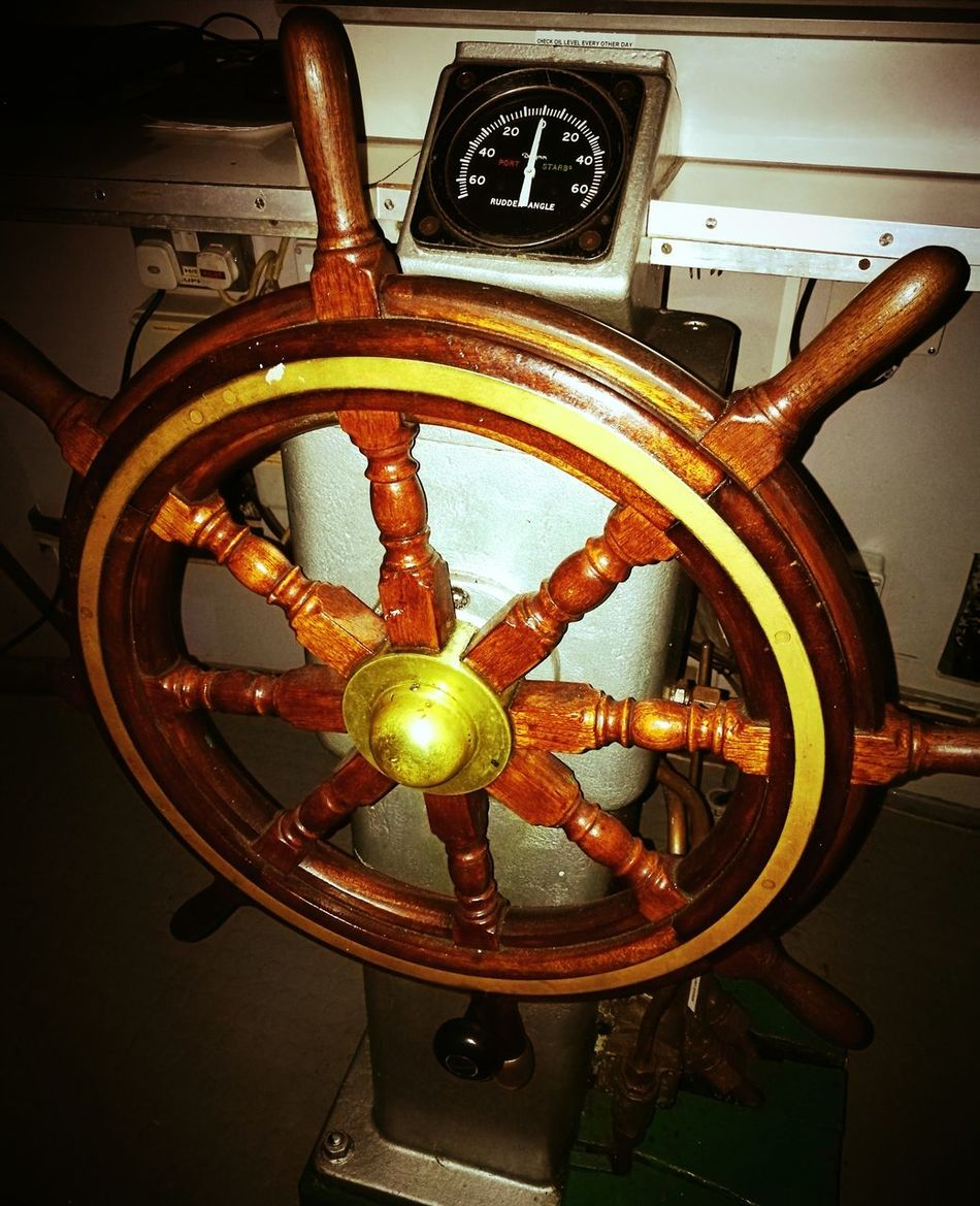 Moored Transportation Nautical Vessel Shipping  Shipyard Ship Details Shiplife Ship Steering Wheel Steering A Boat Steering