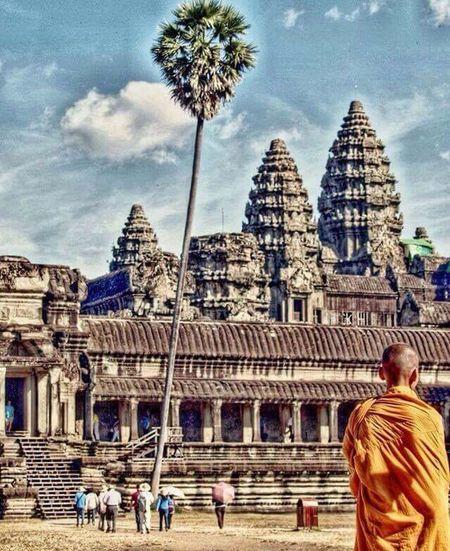 Amazingcambodia Sunrise Angkorwat Morninggvibes Budhabless