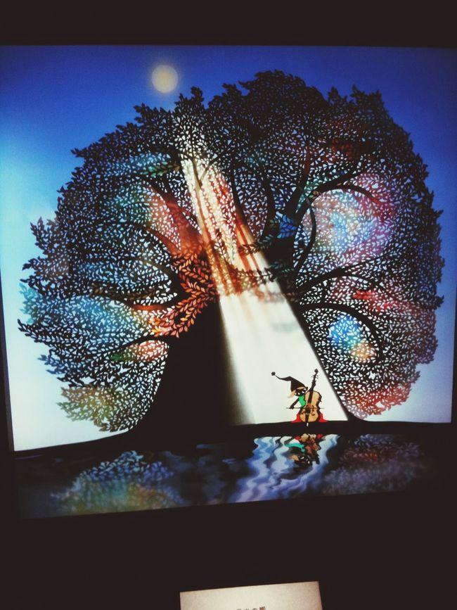 Seiji Fujishiro Art Beautiful Shadowgraphy