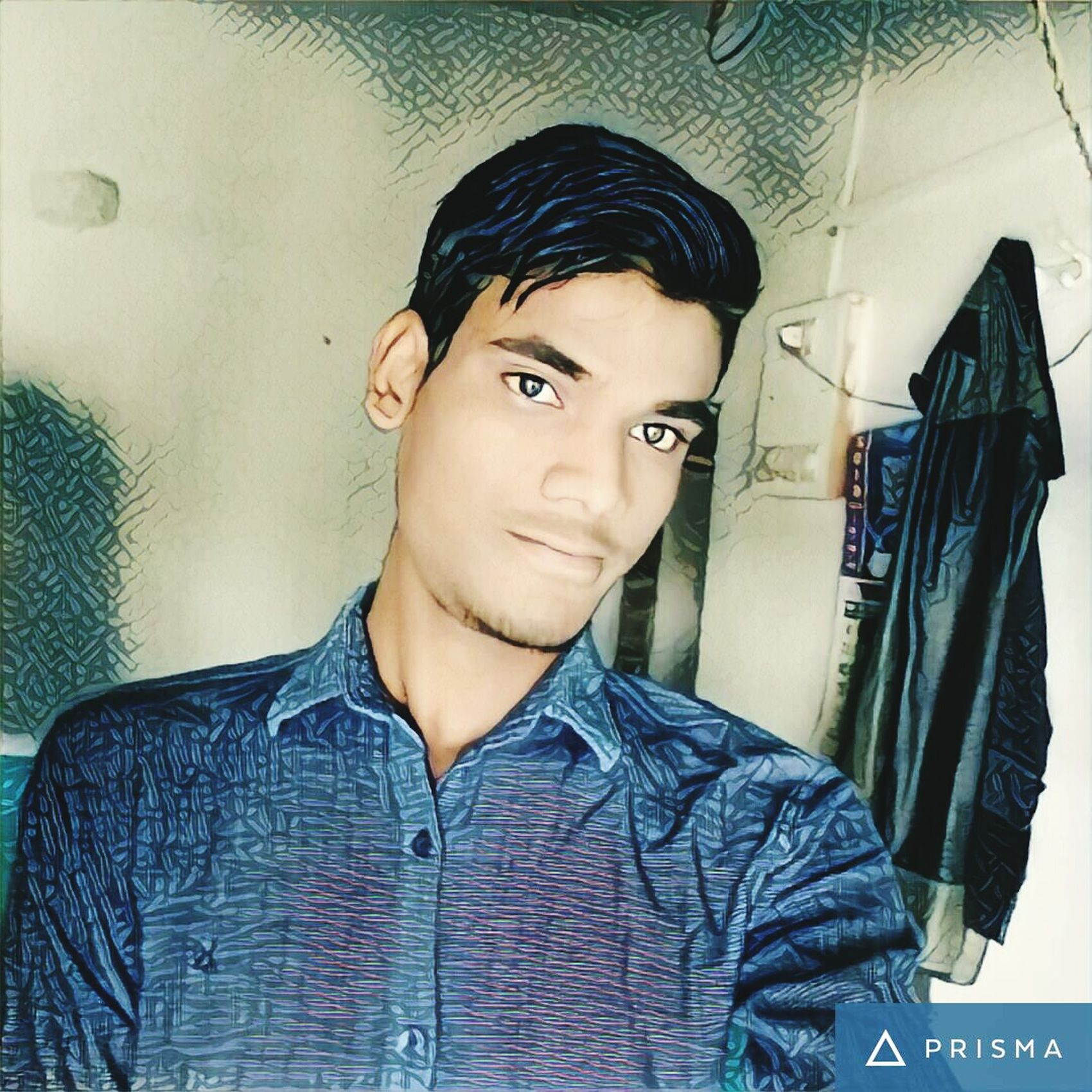 Hi Friends Akramroxen ASif ArmanIndoors  Kings_third_age Zubair's_PhotoArt Front View Casual Clothing Focus On Foreground Person Young Adult Confidence  Contemplation Attitude