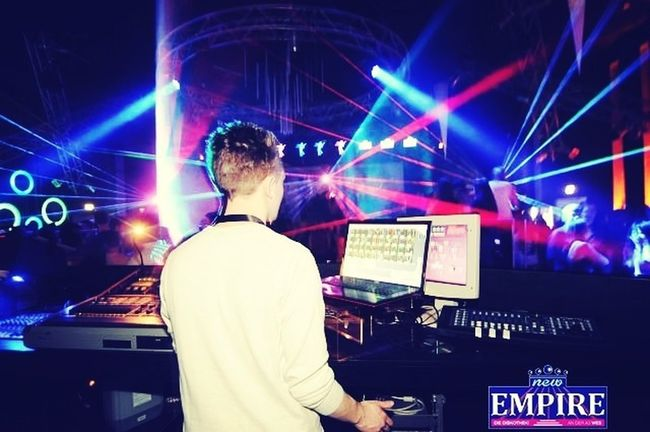 New-empire Party Disco That's Me