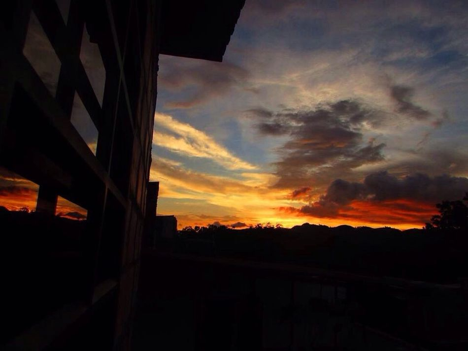 Taking Photos Landscape Sky_ Collection Sunset