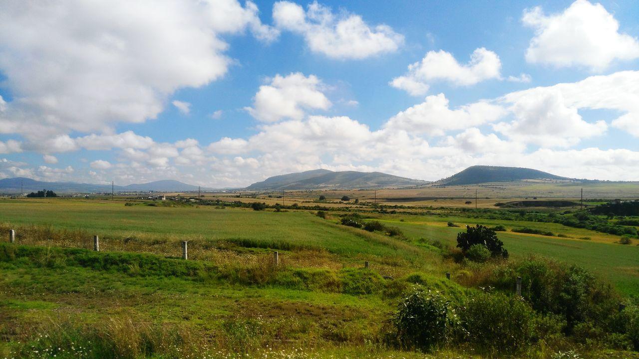 Beautiful stock photos of mexiko,  Agriculture,  Beauty In Nature,  Calpulalpan,  Cloud - Sky