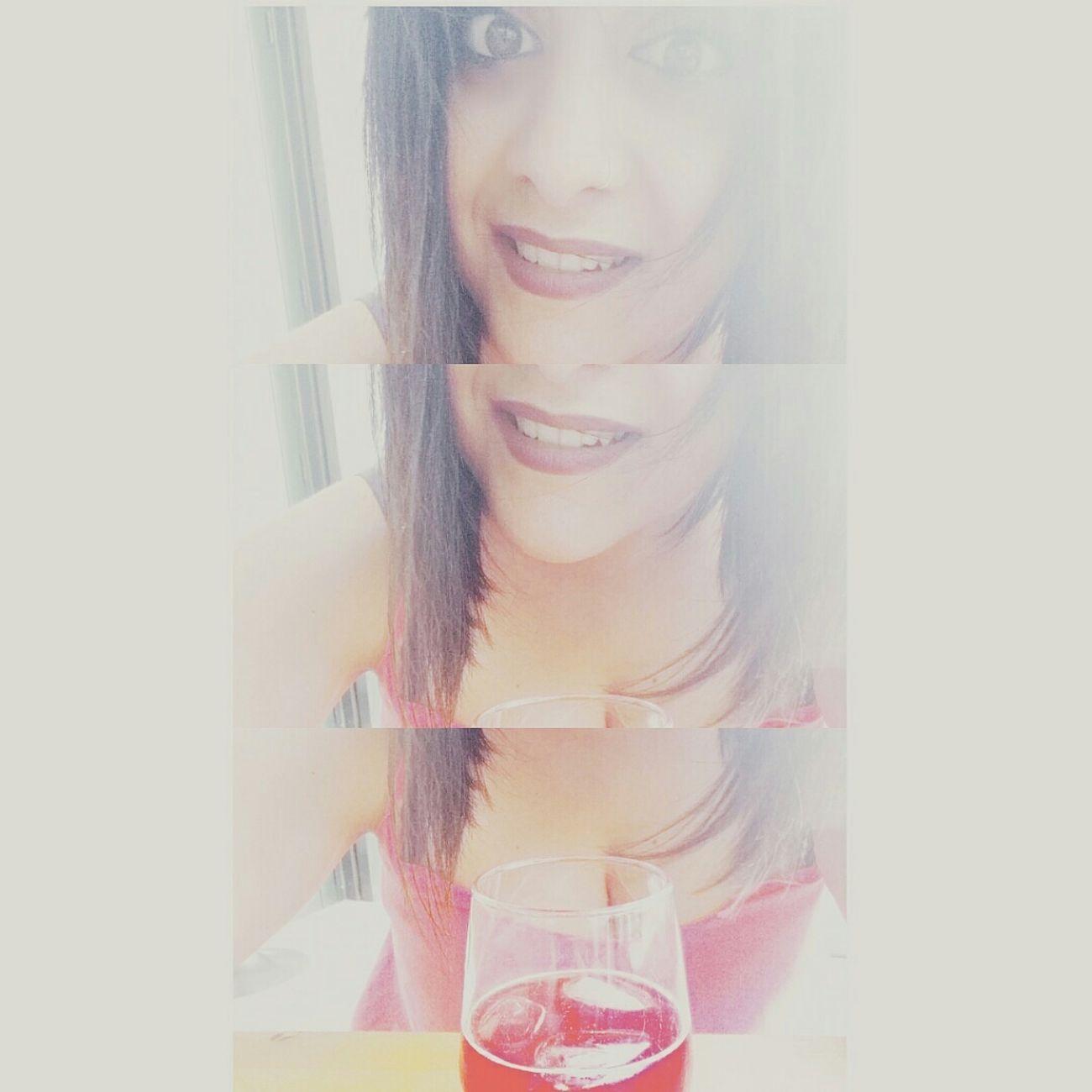 Alcool  Portrait Girl Photooftheday Followme Summer Selfie Model Campari EyeEm Best Shots