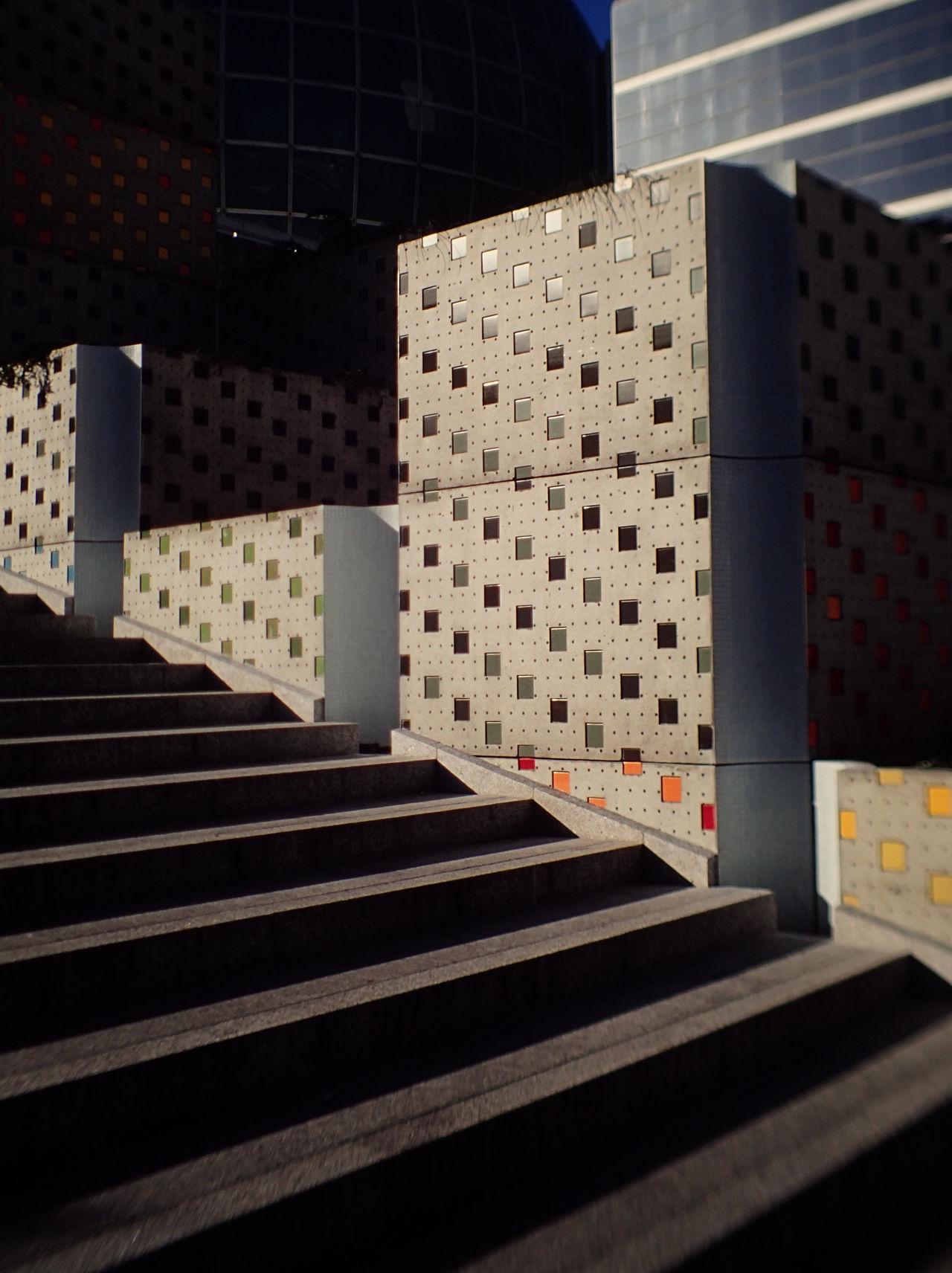 Architecture Building Exterior Built Structure City Financial District  France La Défense No People Paris