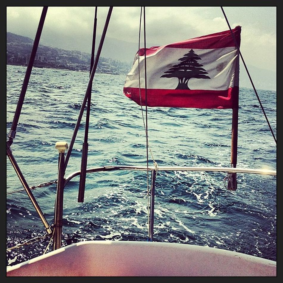 Sailing Jounieh Lebanon Igerslebanon igersbeirut wearelebanon insta_lebanon sea summer fun