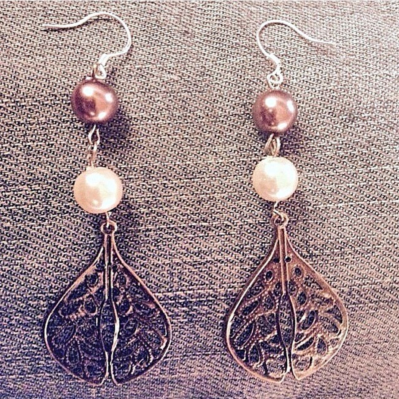 Handcrafted Earrings ❤ Photography Jewelry Earring  Handmade Jewellery Accesories Jewelrymaking Handmade Teardrop Style