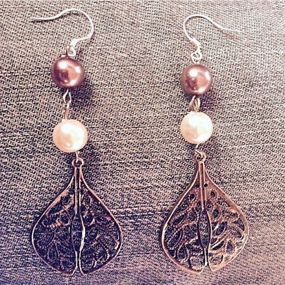 Handcrafted Earrings ❤ Photography Jewelry Earring  Handmade Jewellery Accesories Jewelrymaking Handmade Teardrop Style