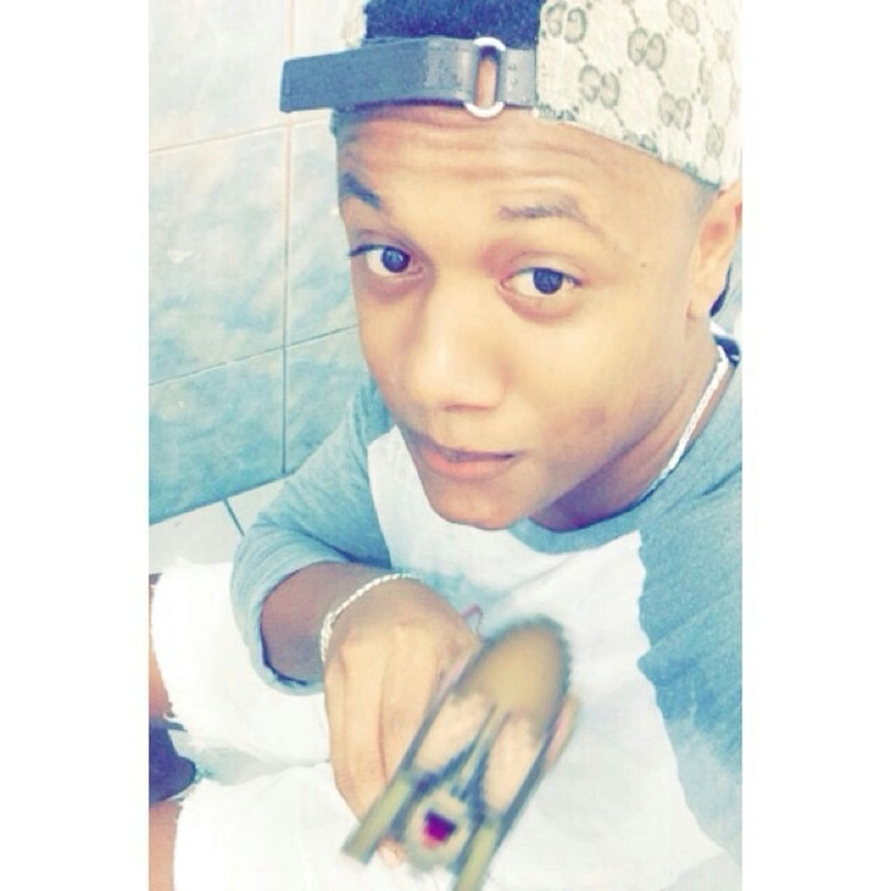 😍😍 Hello World Ecuador♥ Nice Model Likesforlikes Smile ✌ Cool Selfie ✌